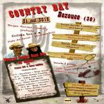 Country Day Bezouce – Montreal Country Band Duo – 21 mai 2016
