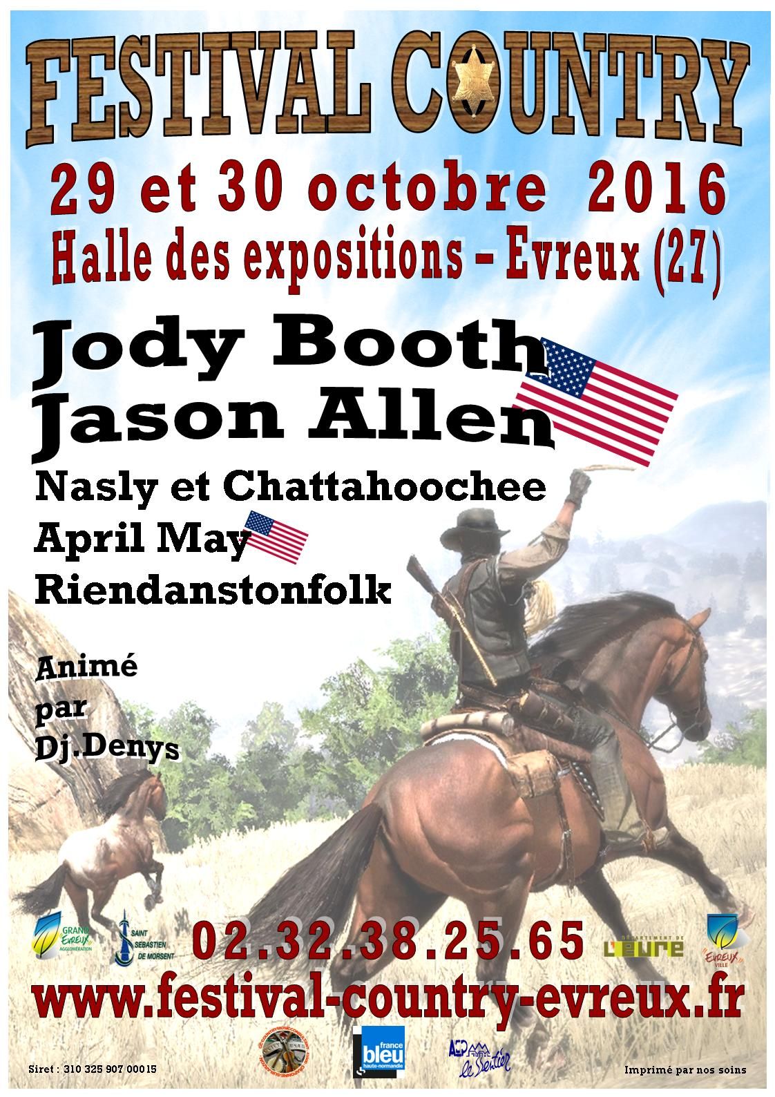 FESTIVAL COUNTRY EVREUX
