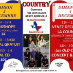 Week end country et line dance