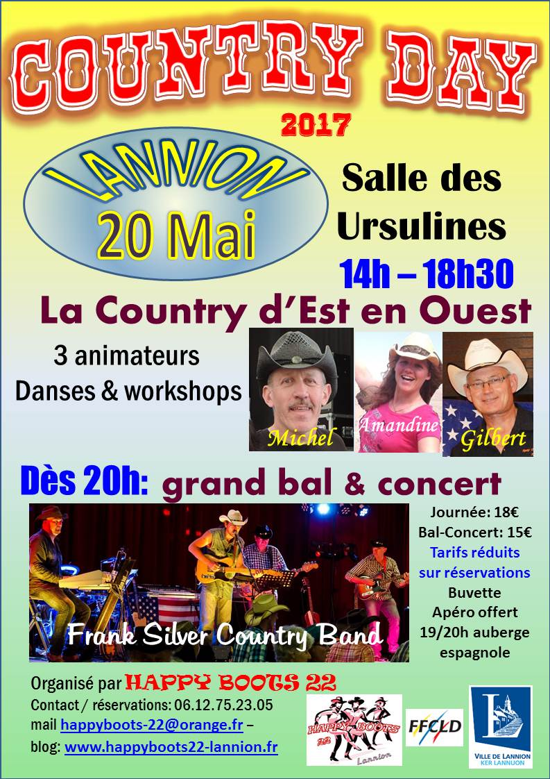 COUNTRY DAY LANNION