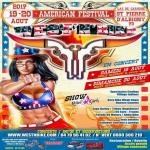 WEST'N'BIKE – AMERICAN FESTIVAL – 7eme Edition