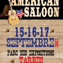 affiche american saloon 2017 4x3 (Large)