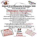 Formation instructeur (à côté de Caen)