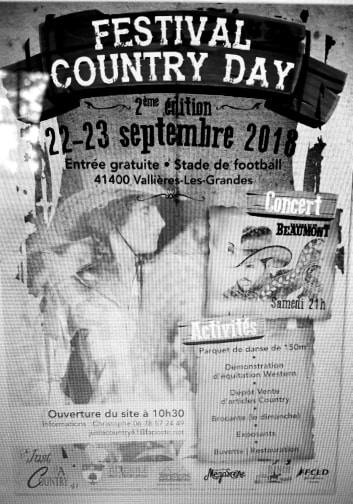 FESTIVAL COUNTRY DAY 2018