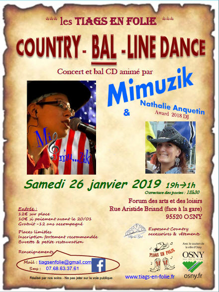 Bal country et line dance OSNY (95)
